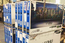 Destockage tv led