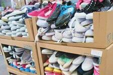 Lot chaussure enfant