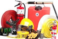Lot securite incendie