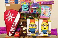 Stock invendus jouets enfant