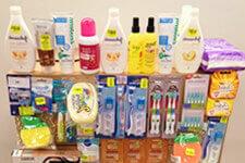 Surstock marchandise hygiene